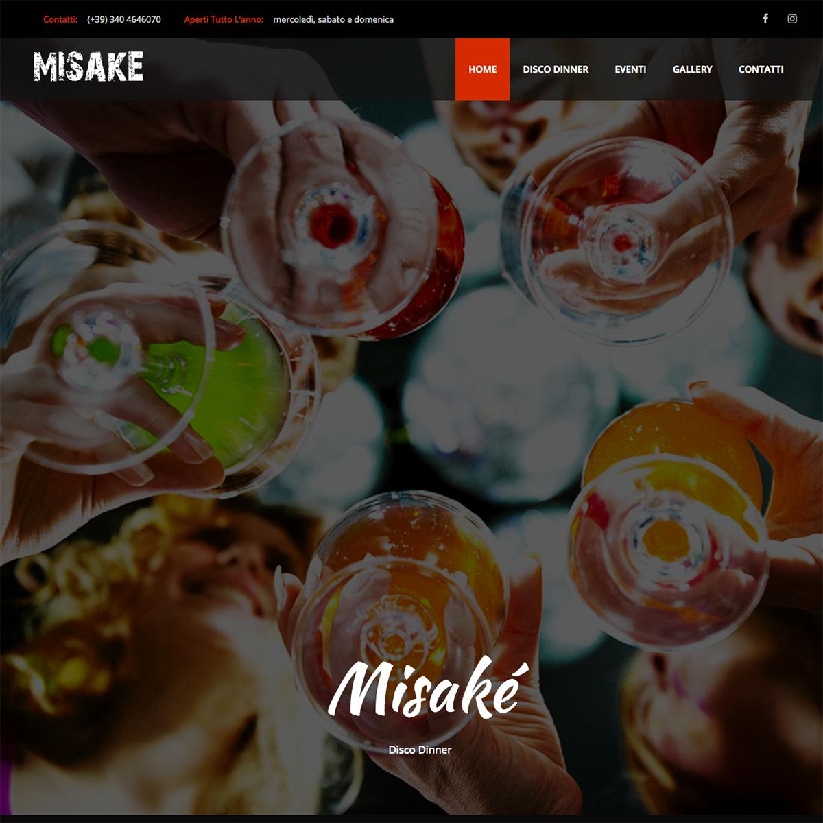 Misake