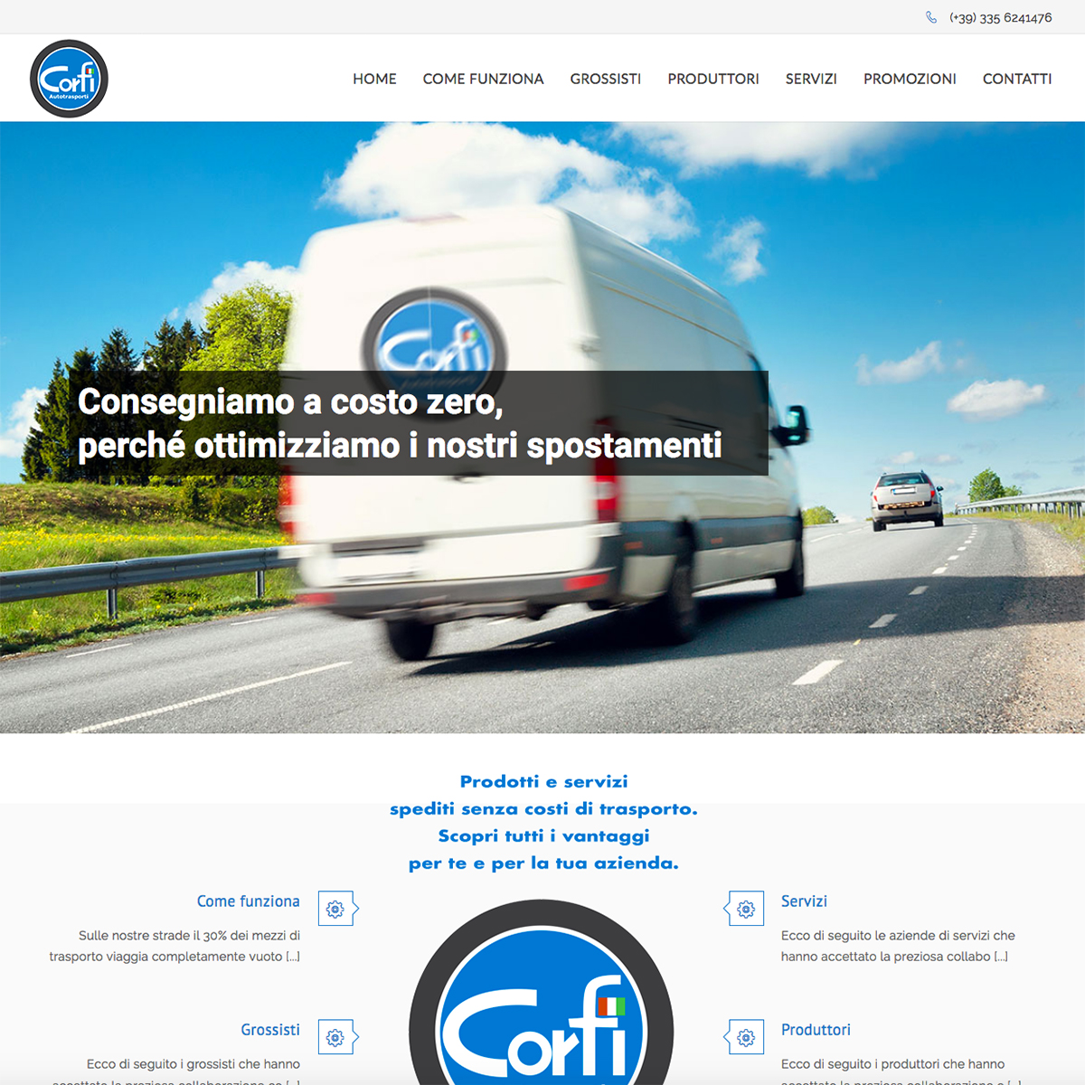 Autotrasporti Corfi