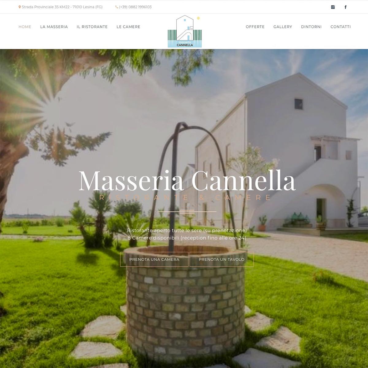 Masseria Cannella