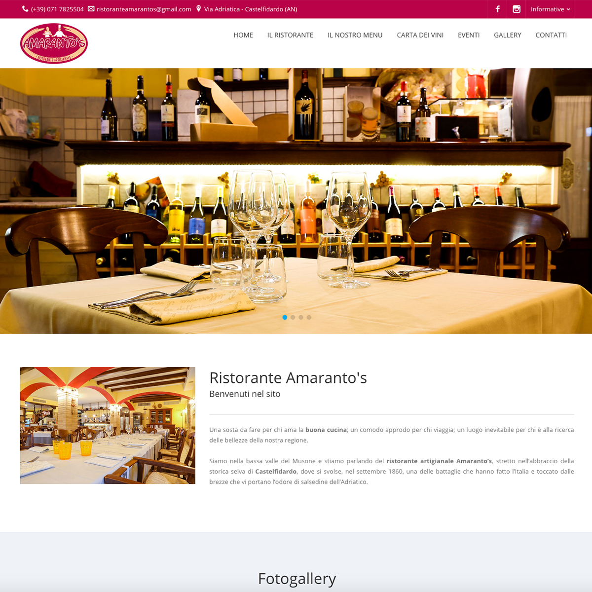 Ristorante Amaranto's