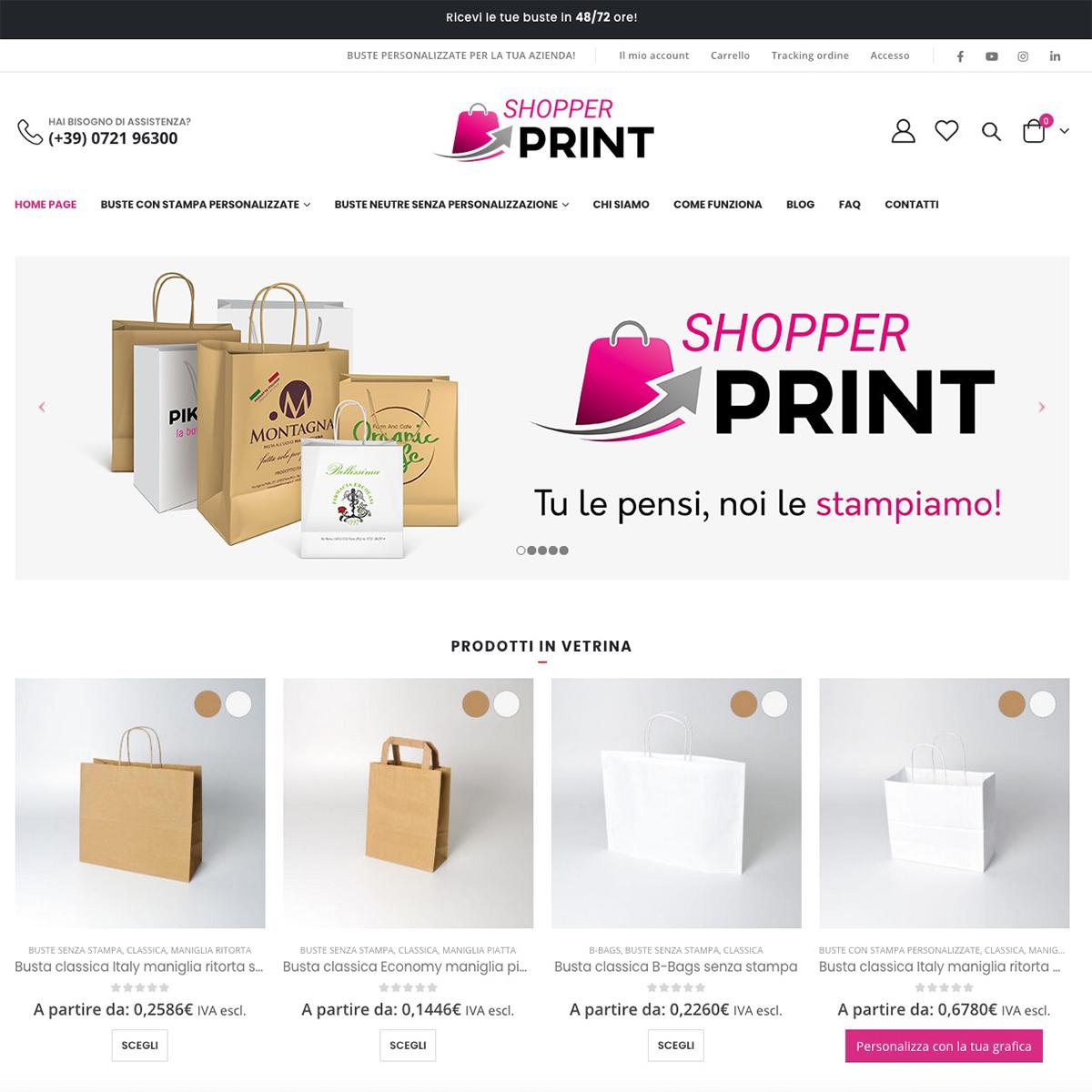 Shopper Print