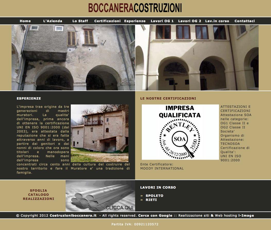 Costruzioni Boccanera