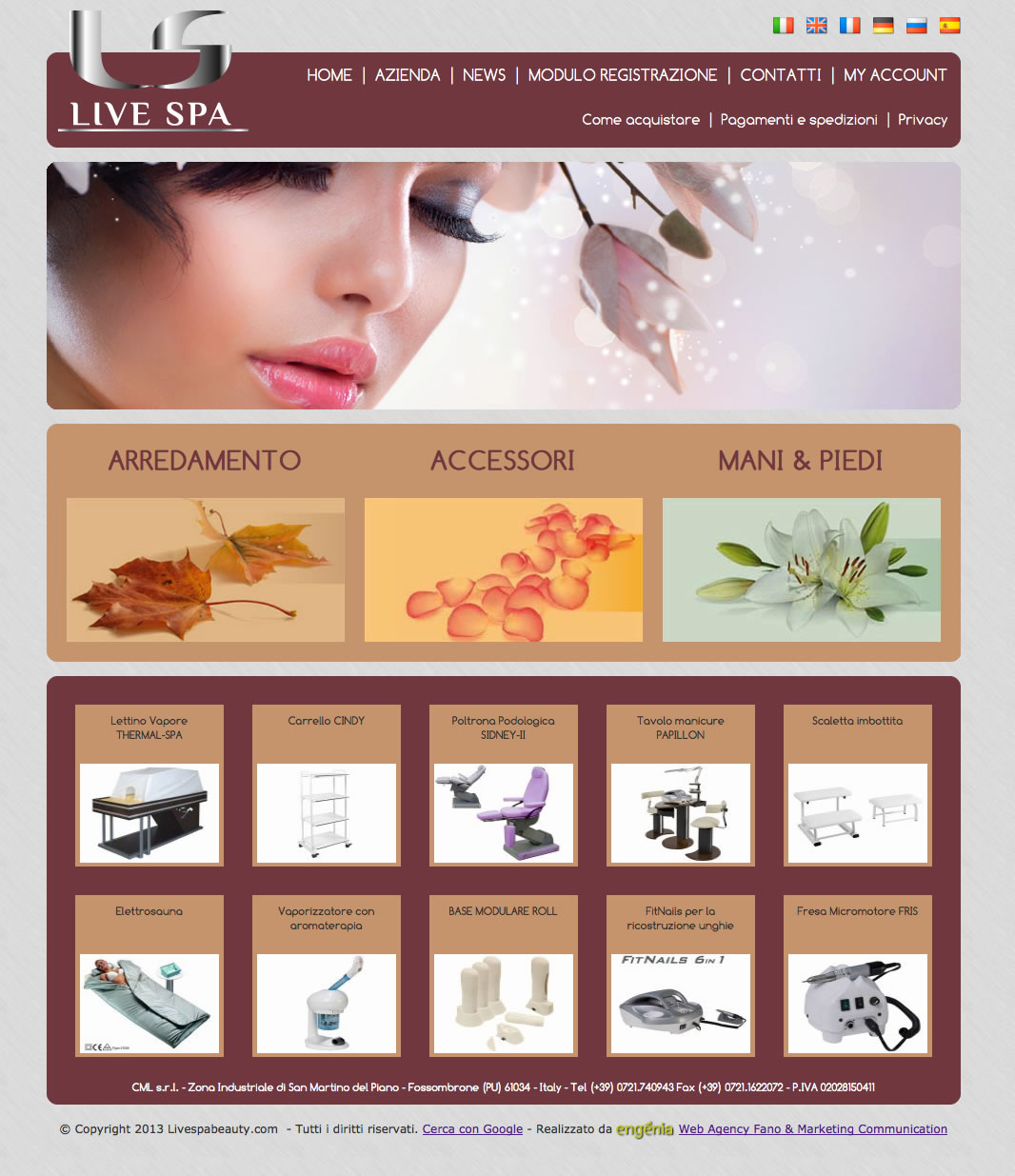 Live Spa Beauty