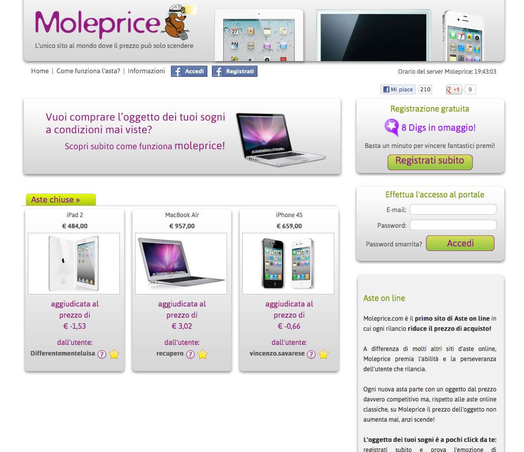 Moleprice