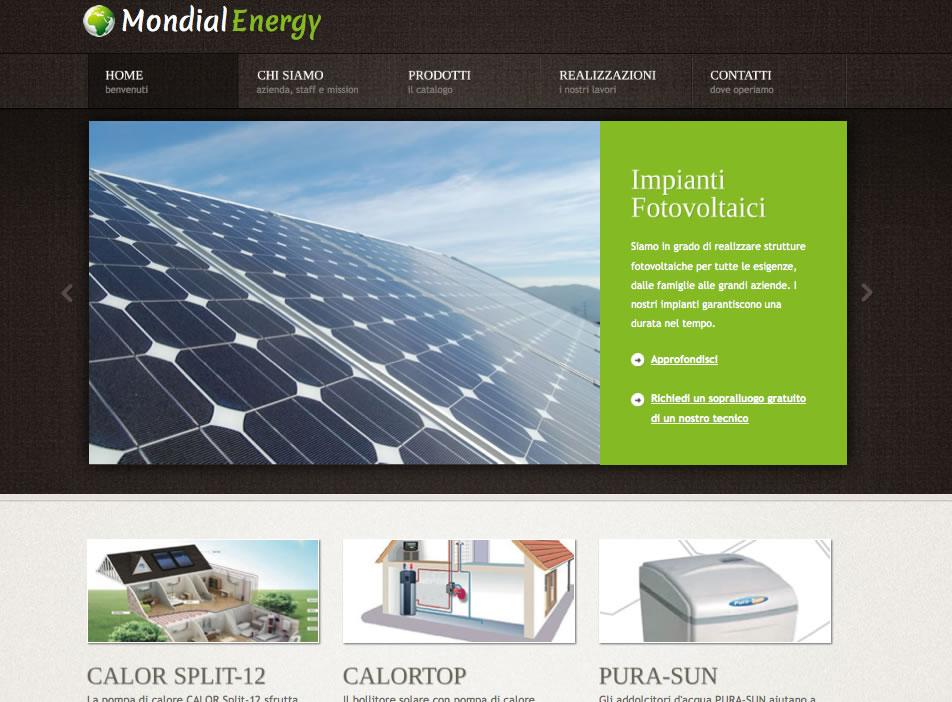 Mondial Energy