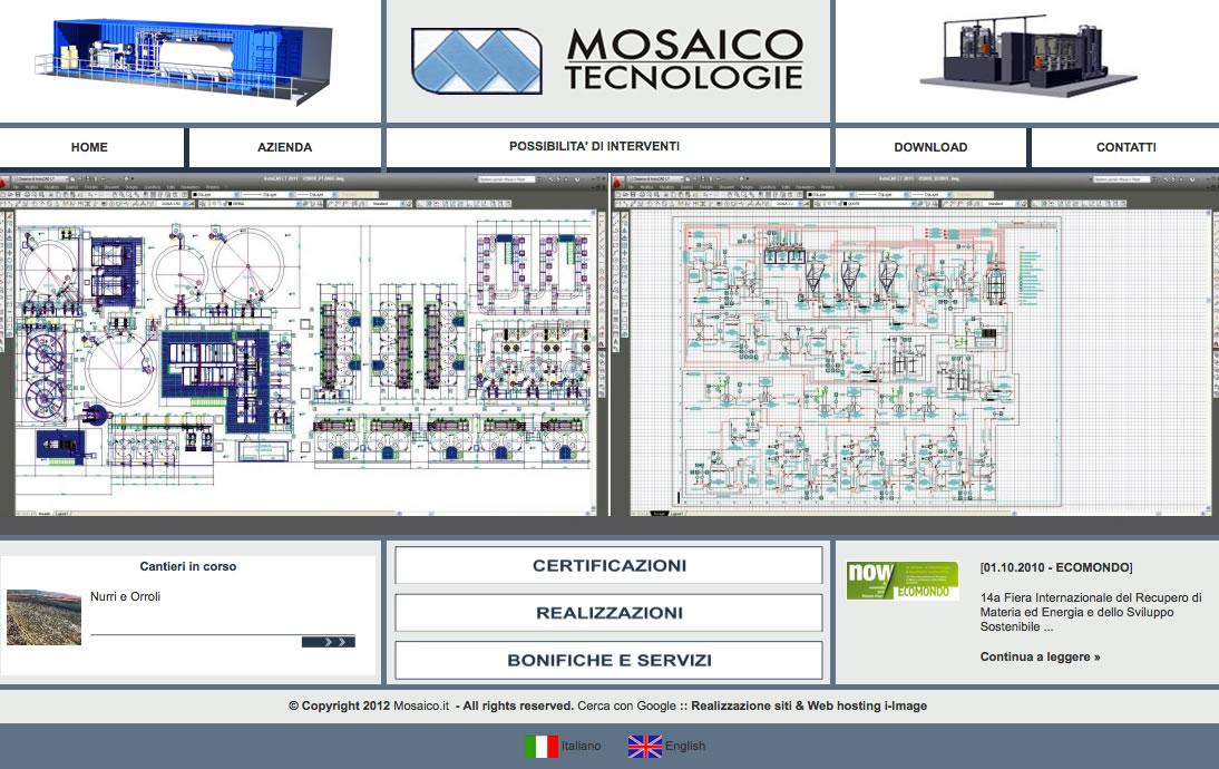 Mosaico Tecnologie