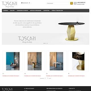 Toscari E-Shop