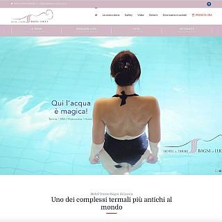 Hotel Terme Bagni di Lucca