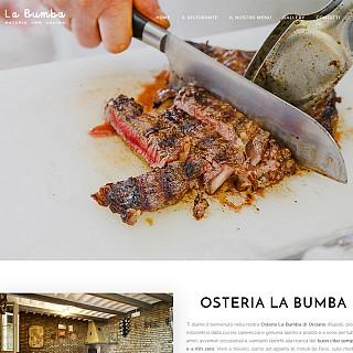 Osteria La Bumba