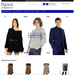Pianosi Abbigliamento