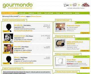 Gourmondo Community